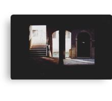 A Quiet Corner of Venice Canvas Print