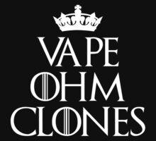Vape Ohm Clones T-Shirt