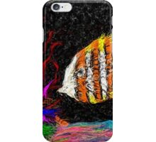 A Single Fish in the Sea iPhone Case/Skin