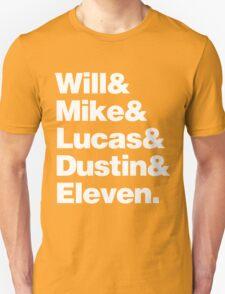 STRANGER THINGS& Unisex T-Shirt