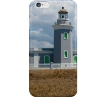 Los Morrillos Lighthouse iPhone Case/Skin