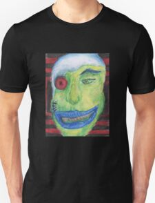 Monster Face Unisex T-Shirt