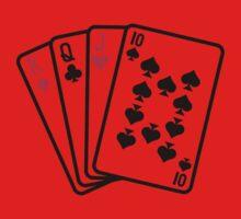 Skat cards One Piece - Long Sleeve