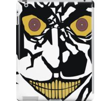Raging Robert iPad Case/Skin