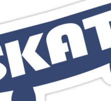 Skateboard skate Sticker
