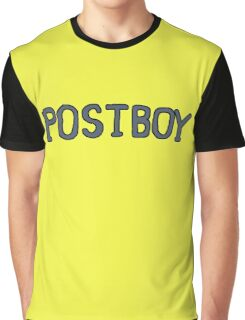 Postboy Piccolo Costume Shirt Graphic T-Shirt