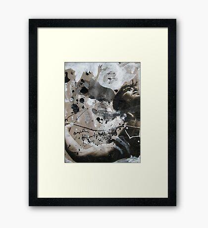 Air Born Framed Print