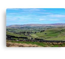 England - Yorkshire Dales Canvas Print