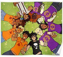 Olympus Heroes Poster