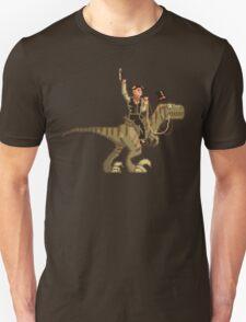 Gentleman Dinosaur Duelist #1 T-Shirt