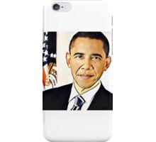 presidnet Obama!  iPhone Case/Skin