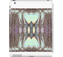 Bow Blue  iPad Case/Skin