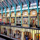Covent Garden by wallarooimages