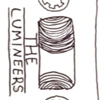 Ophelia- The Lumineers  Sticker