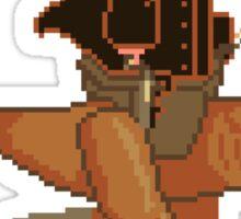 Gentleman Dinosaur Duelist #2 Sticker