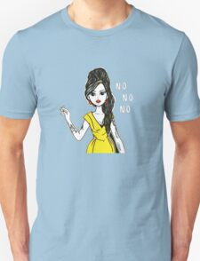 Amy Winehouse Unisex T-Shirt