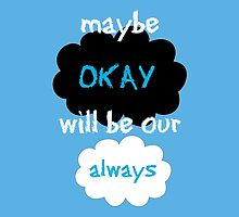 "Maybe ""okay"" will be our ""always"" by strangebird2014"