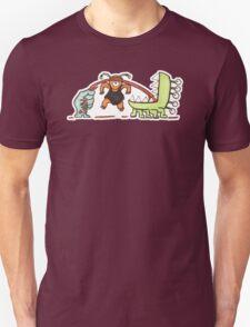 Playground Monsters #1 T-Shirt