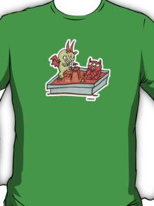 Playground Monsters #3 T-Shirt
