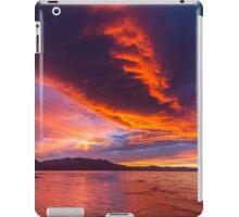 Intense Dusk - Lake Tahoe iPad Case/Skin