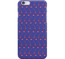 Classic British Angle poise Lamp iPhone Case/Skin