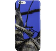 Tree and Blue Alice Skies iPhone Case/Skin