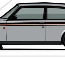 Volvo 242 GT 200 Series Coupe Sticker