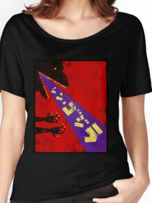 Shin Godzilla Abstract Toy version Women's Relaxed Fit T-Shirt
