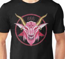 Pink Baphomet Unisex T-Shirt