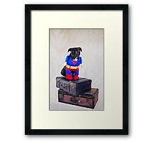Super Dawg Framed Print