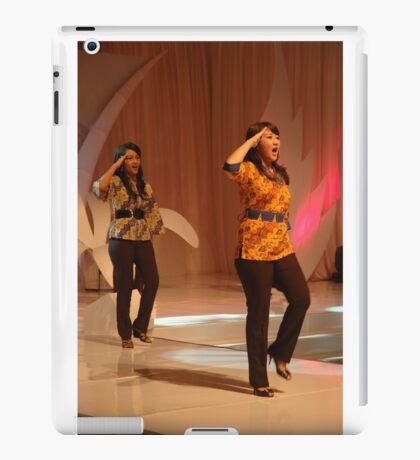 AXA indonesia employee iPad Case/Skin
