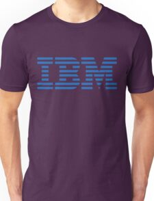 IBM Blue Logo Unisex T-Shirt