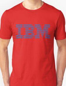 IBM Blue Logo Unisex T-Shirt