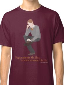 Remus Believes in Commas Classic T-Shirt