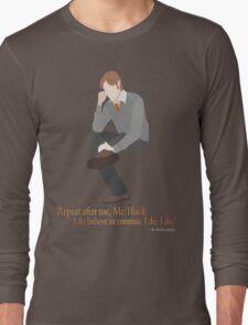 Remus Believes in Commas Long Sleeve T-Shirt