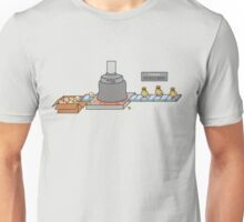 The Professor's Candy Factory Unisex T-Shirt