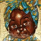 """Nothing to Fix"" (African Baby Doll) by Blue Reid"