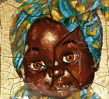 """""""Nothing to Fix"""" (African Baby Doll) by Blue Reid"""