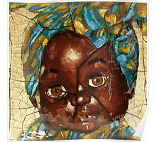 """""""Nothing to Fix"""" (African Baby Doll) Poster"""