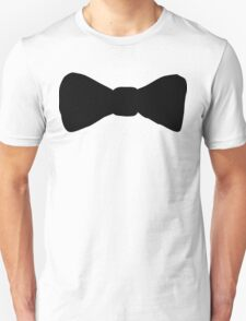 Attire Bowtie Icon Unisex T-Shirt