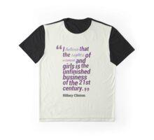Feminist Hillary Graphic T-Shirt