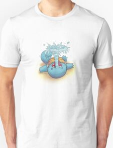 Gargling Squirtle Unisex T-Shirt