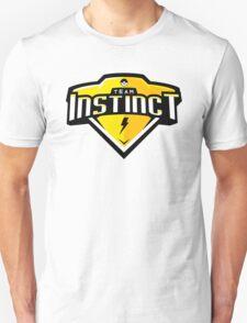 Team Instinct Sports Themed Logo Unisex T-Shirt