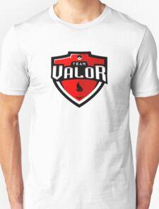 Team Valor Sports Themed Logo Unisex T-Shirt