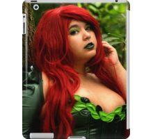Poison Ivy Glance iPad Case/Skin