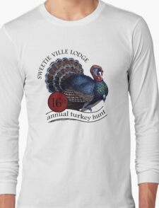 Turkey Hunt Long Sleeve T-Shirt