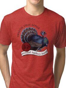 Turkey Hunt Tri-blend T-Shirt