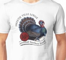 Turkey Hunt Unisex T-Shirt