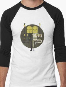 Lemongrab1 X Lemongrab2 Men's Baseball ¾ T-Shirt