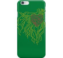 Motherboardly love iPhone Case/Skin
